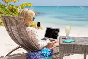 Become a Digital Nomad with your own Online Business