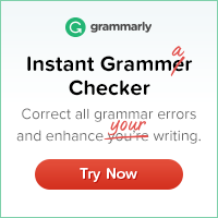 grammarly instant grammar checker. image